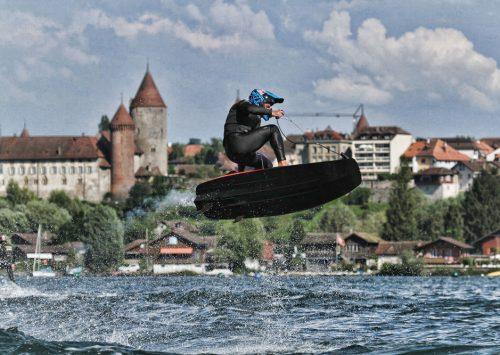 Motosurf WorldCup – Switzerland 2014