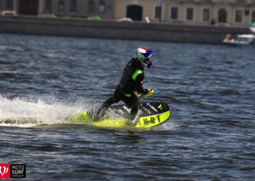 MotoSurf World Cup ready for the UK round