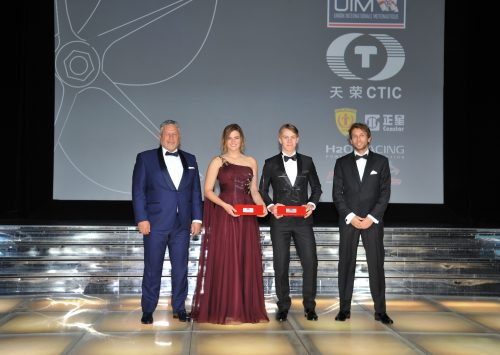 MotoSurf WorldCup Champions awarded at 10th UIM Gala