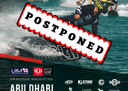 AbuDhabi race postponed due to preventive health measures